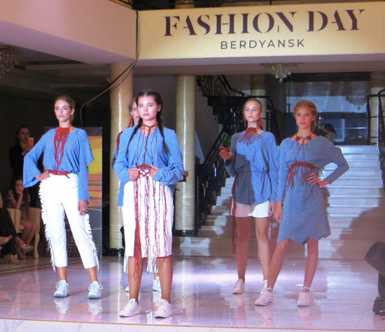 6 сезон Berdyansk Fashion Day